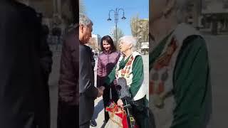 Ветеран в лицо валодину все сказала дай бог ей здоровья