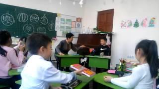 English lesson. 1-Б. Bilimkana-Bishkek