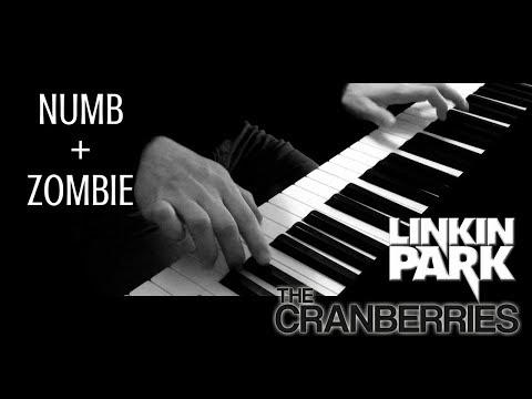 """Numbie""  - NumbZombie Mashup - Piano Solo"