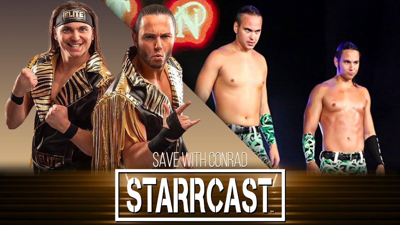 The Young Bucks on their terrible TNA contract
