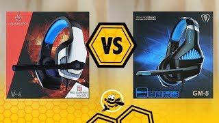 Giveaway Time! Bengoo Hunterspider V-4 vs Beexcellent GM-5 Gaming Headset