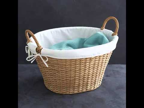 Wicker Laundry Basket | Collection Of Laundry Baskets Ideas