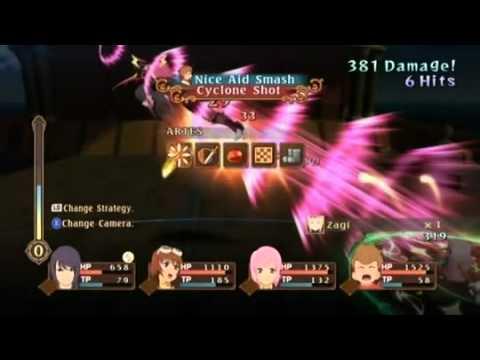 Tales of Vesperia Walkthrough Part 31: Boss: Zagi, Second Time