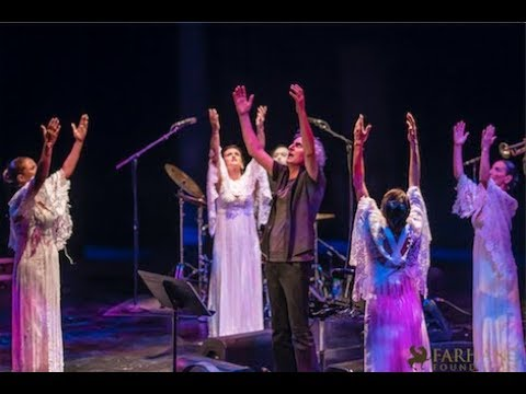 U.S. Premiere of Namjoo & Faraualla at the L.A. Music Center