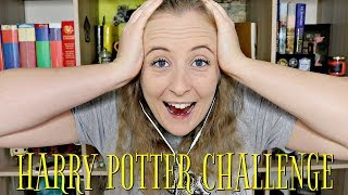 HARRY POTTER TONGUE TWISTERS - SPEECH JAMMER CHALLENGE