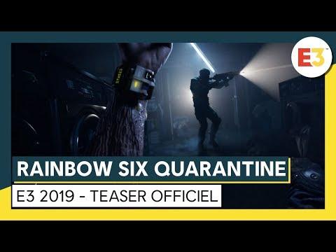 Rainbow Six Quarantine – E3 2019 : Teaser [OFFICIEL] HD | Ubisoft