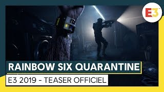 Rainbow Six Quarantine - E3 2019 : Teaser [OFFICIEL] HD | Ubisoft