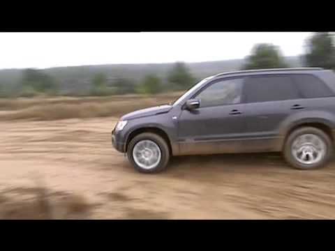 offroad 2011 suzuki grand vitara youtube. Black Bedroom Furniture Sets. Home Design Ideas