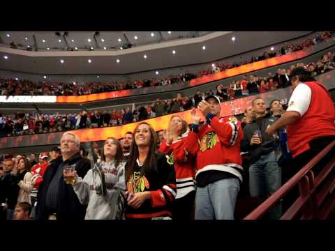 Here come the Blackhawks: The Chicago Blackhawks 2007 Onward