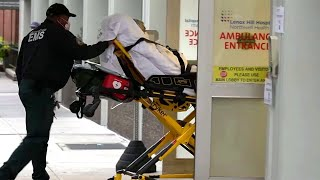 В США от коронавируса скончались уже 26 тысяч человек в Нью Йорке люди умирают каждые 2 5 минуты