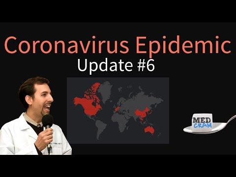 Coronavirus Outbreak Update 6: Asymptomatic Transmission & Incubation Period