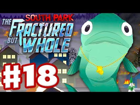 South Park: The Fractured But Whole - Gameplay Walkthrough Part 18 - Kanye's Mom!
