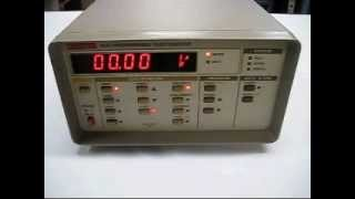 6512, Keithley Programmable Electrometer from Alliance Test