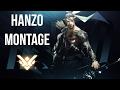 Overwatch - Hanzo Montage (Best Plays)