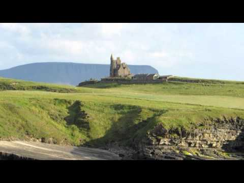 Ireland 2014 - Mullaghmore, Classiebawn Castle & Ben Bulben (County Sligo) Wild Atlantic Way HD