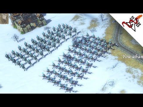 Age of Empires 3 - 6P FFA TACTICAL GENIUS | Multiplayer Gameplay