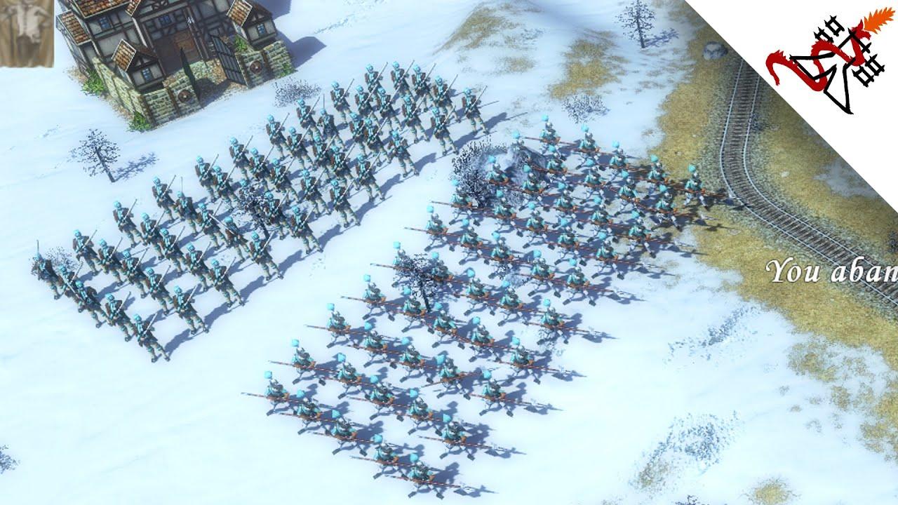 Age of Empires 3 - 6P FFA TACTICAL GENIUS | Multiplayer