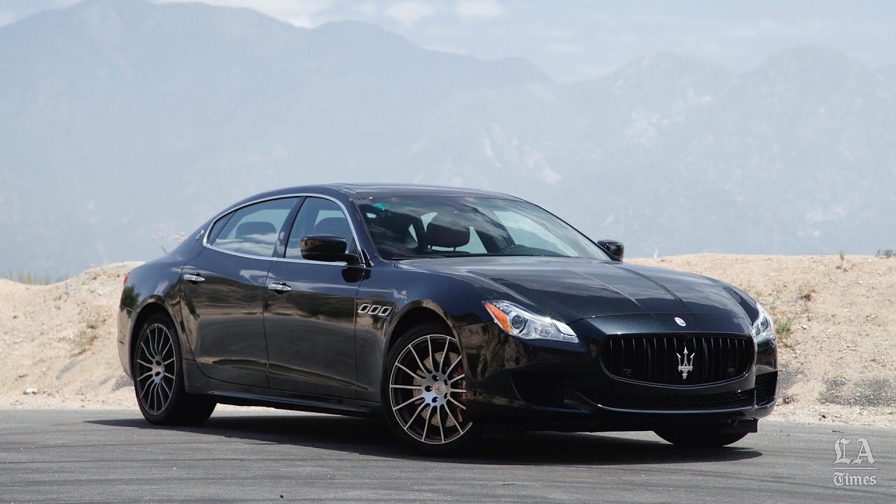 Maserati Los Angeles >> Maserati Quattroporte GTS - YouTube