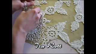 Repeat youtube video irish crochet 2