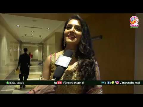 Tollywood Heronie Ananya Soni Launched Arkayam Exhibition Logo Launch ||V3 News Channel