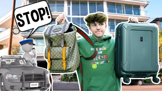 Asking the HYPE HOUSE If I Can MOVE IN **COPS CALLED** | Parker Pannell