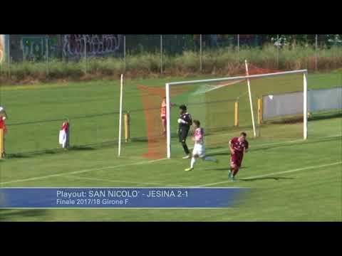 Playout: San Nicolò - Jesina 2-1