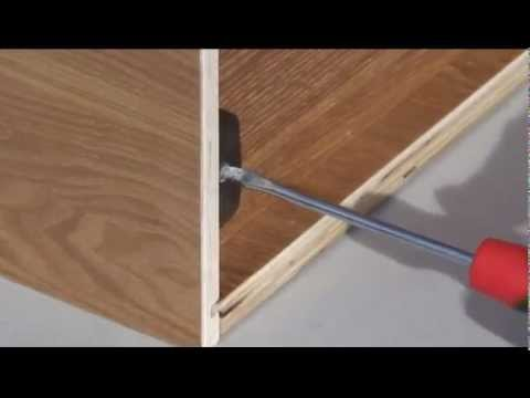 Fast, Easy RTA Kitchen Cabinet Assembly