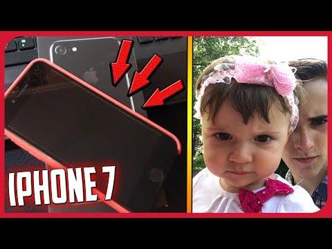 VLOG: ТЕСТИРУЮ КАМЕРУ IPHONE 7 / ПОЧЕМУ WARFACE ПЛОХАЯ ИГРА? / МОЕЙ СЕСТРЕ ИСПОЛНИЛСЯ ГОДИК!