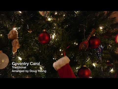 Coventry Carol   Doug Young   Fingerstyle Guitar