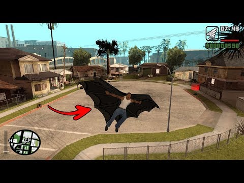 GTA San Andreas - TOP 10 Cheats (NEW 2019)