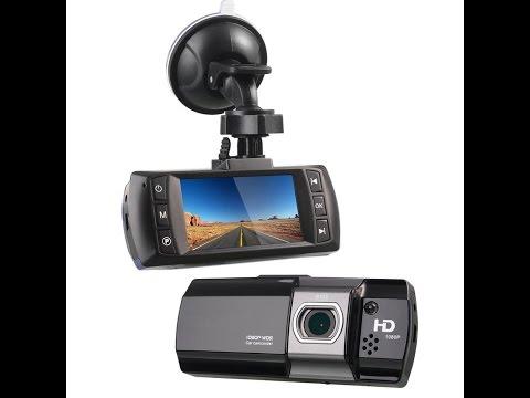 Обзор и тест автомобильного видеорегистратора Podofo Novatek 96650 AT550. Купить на AliExpress $35