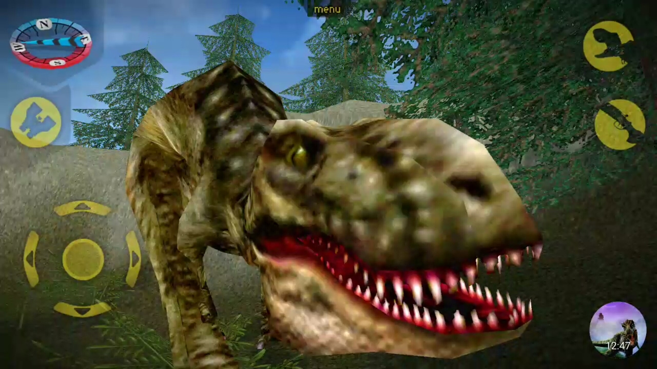 carnivores dinosaur hunter trex rampage youtube
