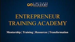 Entrepreneur Training Academy
