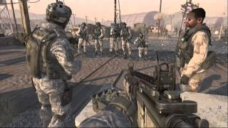 Call Of Duty Modern Warfare 2 - Mission 1 S.S.D.D. (Same Shit Different Day)