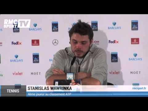 Tennis / Masters : Federer déprime Wawrinka - 16/11