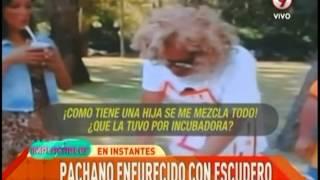 Aníbal Pachano demandará a Silvina Escudero por discriminación