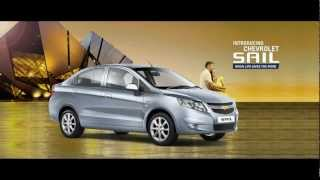 Chevrolet Sail Sedan India Review 2013 | Interior & Exterior