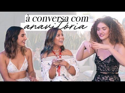À CONVERSA COM ANA VITÓRIA + QUEM É MAIS PROVÁVEL  Inês Rochinha