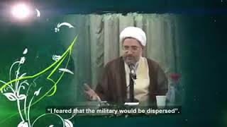 [ENG SUBS] Imam Ali allowing Taraweeh prayers during his caliphate - Ayatollah Mohsin Araki