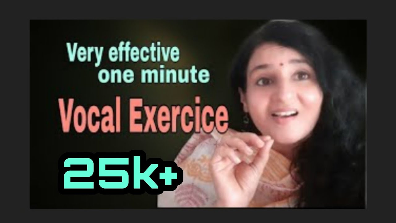 Voice Training.34/Quick &Effective vocal exercise//series.1