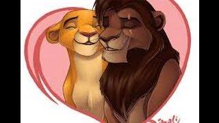 Клип Время и Стекло - Песня 404 Киара и Кову(король лев 2)