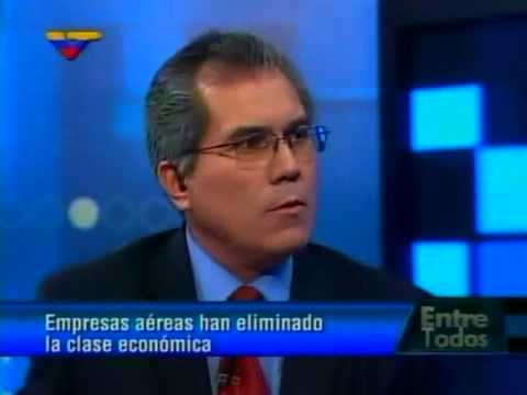 "Eduardo Samán en el programa ""Entre Todos"" con Luis Guillermo García"