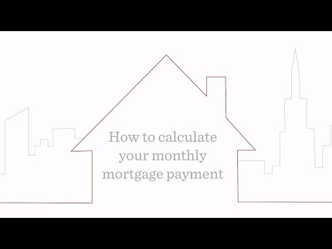 How To Calculate Your Monthly Mortgage Payment