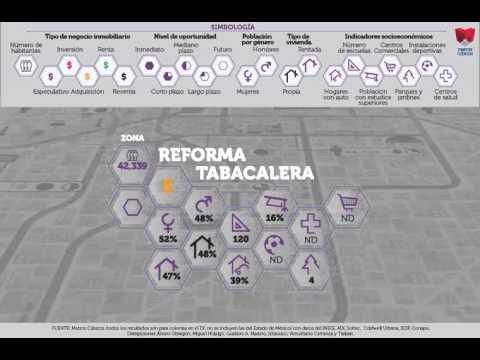 Las Zonas Más Hot del DF - Zona 6: Reforma-Tabacalera