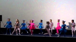 танец Куклы детский шоу балет Какаду 720