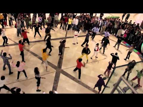 Nokia India Lumia Flash Mob