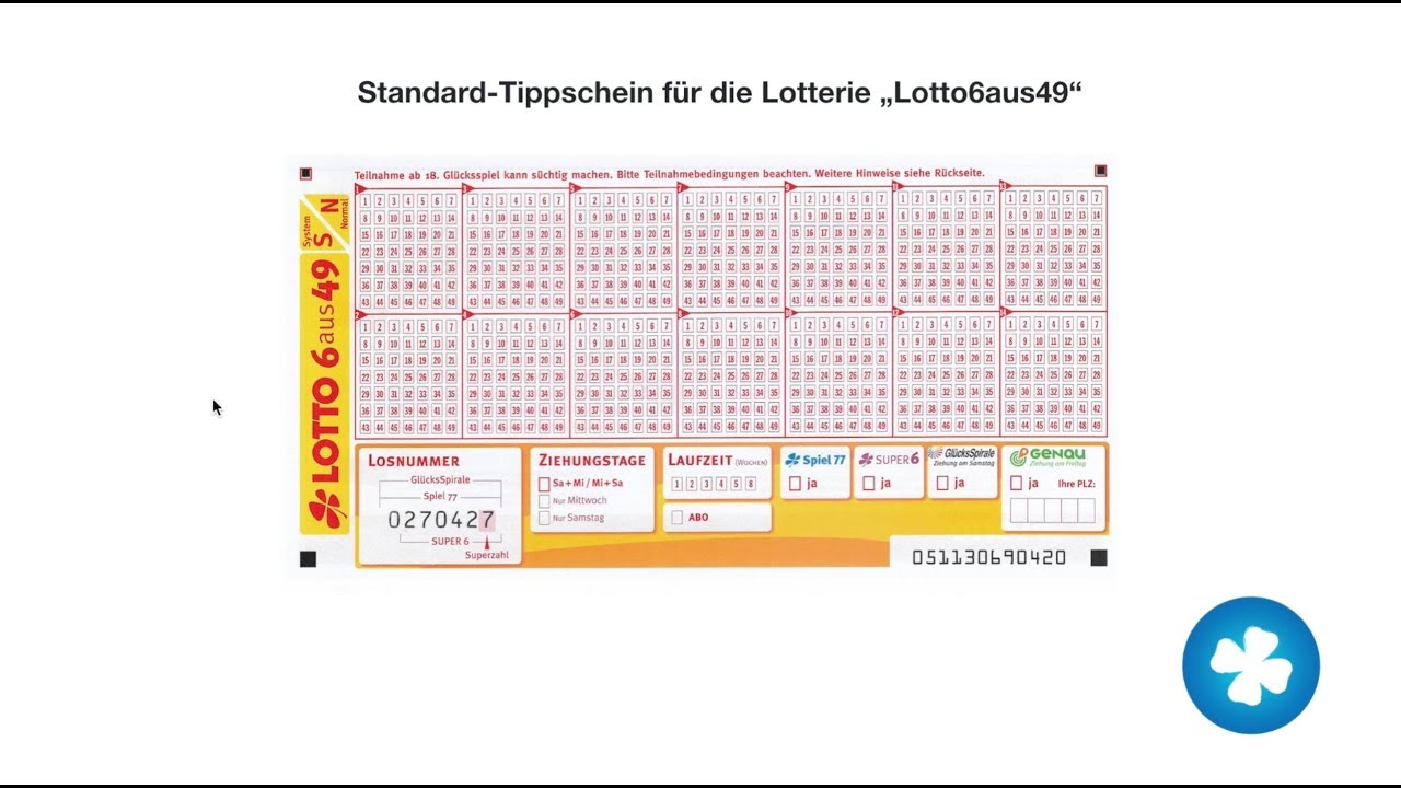 Lotto Richtig Spielen