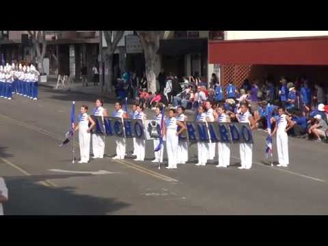 Rancho Bernardo HS - March of the Women Marines - 2014 Arcadia Band Review