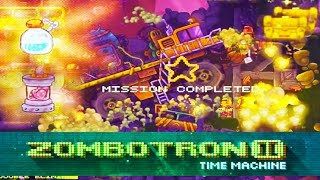 Zombotron 3 stage 13-14 (Time Machine)