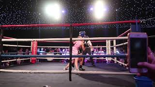 LADY GARDEN RUMBLE | WOMEN'S WHITE-COLLAR BOXING FIGHT
